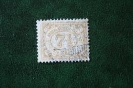 7 1/2 Ct Cijfer NVPH 113 1912-1930 Gestempeld / Used INDIE / DUTCH INDIES - Netherlands Indies