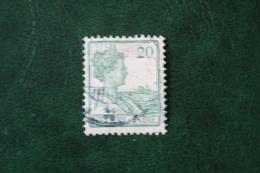20 Ct Koningin Wilhelmina NVPH 120 1914 1913-1932 Gestempeld / Used INDIE / DUTCH INDIES - Niederländisch-Indien