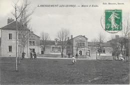 LABERGEMENT Les SEURRE - Mairie Et Ecoles - France