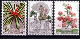 Belgique - Timbres De 1975 Floralies COB 1749/51 ** - Belgique