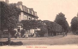 CHAMBLY - Hôtel De La Gare - France