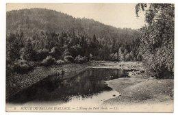 LEPUIX - Route Du Ballon D´Alsace - L 'étang Du Petit Haut - N° 4  éd  L.L - France