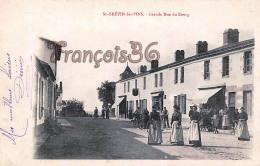 (44) St Saint Brévin Les Pins - Grande Rue Du Bourg - 2 SCANS - Saint-Brevin-les-Pins