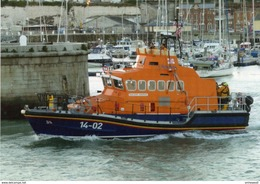 Postcard - Ramsgate Lifeboat, Kent. RAMLB01A - Ships