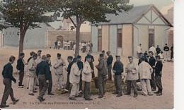CPA La Corvée Des Pommes De Terre - WW1 (27762) - Guerre 1914-18