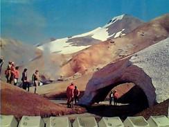 ISLAND SOLFATARA KERLINGARFJOLL  TIMBRE STAMP 1977 40  GA13110 - Islanda