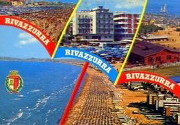 Rivazzurra - Rimini - 449 - Formato Grande Viaggiata – E1 - Rimini