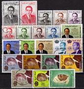 MAROKKO 1956-1983 - Lot 22 Verschiedene Used - Marokko (1956-...)