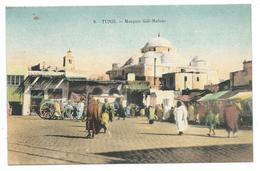 Tunis - Mosquee Sidi-Mahres - Tunisia