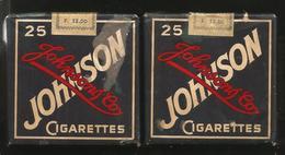Johnson Zonder Filter - Sigarette - Accessori
