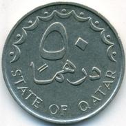 Qatar 50 Dirhams AH1407-1987 - Qatar