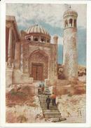 Uzbekistan Samarkand Mosque.Islam - Uzbekistan