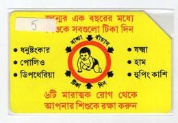TELECARTE BANGLADESCH  *50 Units - Bangladesh