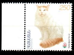 Armenia 1999 Armenien Mi 361 Cat: Turkish Van / Der Kater: Türkisch Van **/MNH - Katten