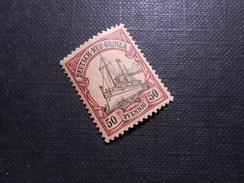 D.R.14  50Pf** Deutsche Kolonien (Deutsch-Neuguinea) 1900  Mi € 5,00 - Colonie: Nouvelle Guinée