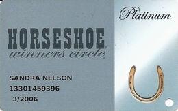 Horseshoe Casino - Platinum Level Harrah's Total Rewards - Multiple Locations