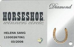 Horseshoe Casino - Diamond Level Harrah's Total Rewards - Multiple Locations