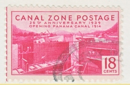 CANAL  ZONE  132   (o) - Canal Zone