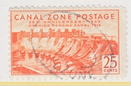 CANAL  ZONE  134   (o) - Canal Zone