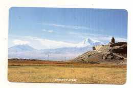TELECARTE ARMENIE  *50 - Arménie