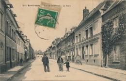 G66 - 76 - ENVERMEU - Seine-Maritime - Rue De Douvrend - La Poste - Envermeu