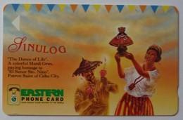PHILIPPINES - GPT- Specimen - 150 Units - Sinulog - Eastern Telecoms