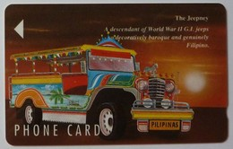 PHILIPPINES - GPT 7 - 150 Units - 2PETE - Eastern Telecoms - The Jeepney - 3000ex - Mint