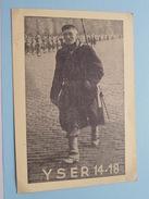 """"""" LE PIOUPIOU LEGENDAIRE Camille Goret De Lens-sur-Dendre """" SOUVENEZ-VOUS ! ( Zie Foto Voor Details ) !! - Guerre 1914-18"""