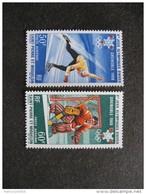 Saint Pierre Et Miquelon: TB Paire PA N°40 Et 41, Neufs XX. Cote = 25,30 Euros - Poste Aérienne