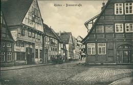 AK Rinteln, Brennerstraße, O 1924 (1516) - Rinteln