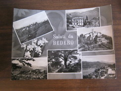CARTOLINA SALUTI DA BEDERO - Varese