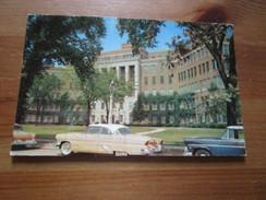 Rochester Medical School. Main Entrance - Rochester