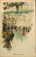 CPA - FRANCE - EXPOSITION UNIVERSELLE De PARIS 1900 - Aquarium De Paris - TBE - Exhibitions