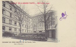 Pensionnat Des Frères Maristes 48 Rue Pernety, Paris - France