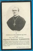 Bp      Z.  Eew. H.    Vandeputte   Isegehem   Ardoye - Devotion Images