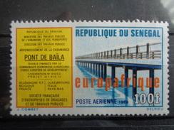 SENEGAL P.A. N° 79 ** - EUROPAFRIQUE - Senegal (1960-...)