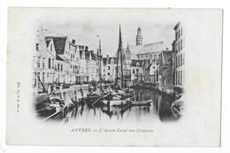 ANVERS - L'ancien Canal Aux Charbons  -   - L 1 - Belgique