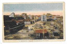 BEYROUTH -  Magasin De Subsistance Sur Le Port  -   - L 1 - Liban
