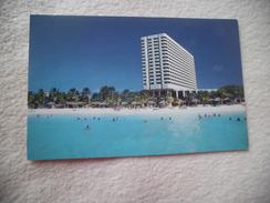 ARUBA CONCORDE ...HOTEL CASINO - Antilles Neérlandaises