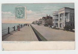 CHARLESTON - S.C. / EAST BATTERY PARADE - Charleston