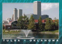 1 AK USA Oklahoma * Ansicht Von Tulsa - Die Zweitgrößte Stadt Im Bundesstaat Oklahoma * - Tulsa
