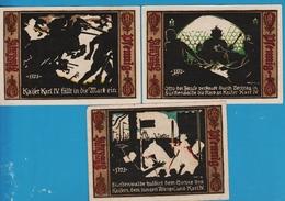 STADT FÜRSTENWALDE / SPREE 3x 25 Pfennig  1921  NOTGELD - [11] Emissions Locales