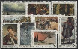 RUS 140 - RUSSIE N° 3320/28 Neufs** Tableaux De La Galerie Tretiakov - 1923-1991 URSS