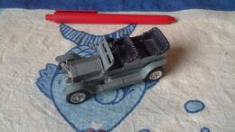 Modell Des Royce Rolls Silver Ghost 1907  No 6101 - Andere Sammlungen