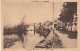 15 - ARPAJON-SUR-CERE - Quai De La Gare - Arpajon Sur Cere