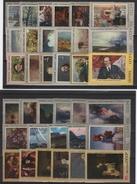 RUS 149 - RUSSIE 14 Séries Et 5 Blocs De Tableaux Des Musées Neufs** 4 Scan - 1923-1991 USSR