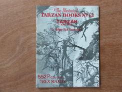 Tarzan The Illustrated Books N°13 House Of Greystoke Rex Maxon - Livres, BD, Revues