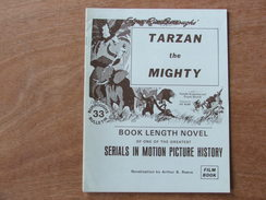 Tarzan The Mighty Burroughs Bulletin 33 - Livres, BD, Revues