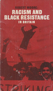 C1  Robert MOORE Racism And Black Resistance In Britain PLUTO 1975 - Books, Magazines, Comics