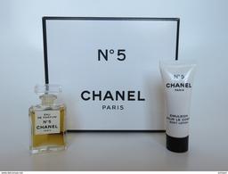 Chanel N°5 - Coffret - Miniatures Modernes (à Partir De 1961)